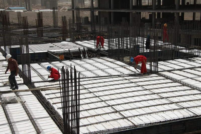 سقف تیرچه فولادی (یونولیت)
