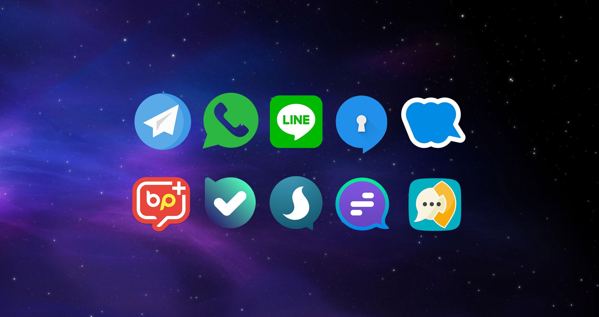 پیام رسان داخلی و خارجی جایگزین تلگرام