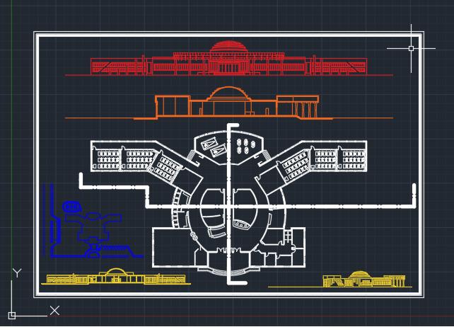 School architecture project