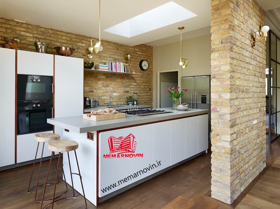 آشپزخانه مدرن و ساده3