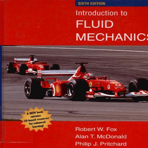 کتاب مکانیک سیالات فاکس