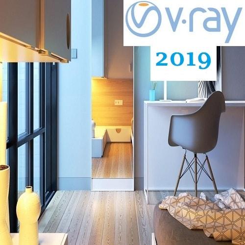 دانلود vray برای تری دی مکس 2019